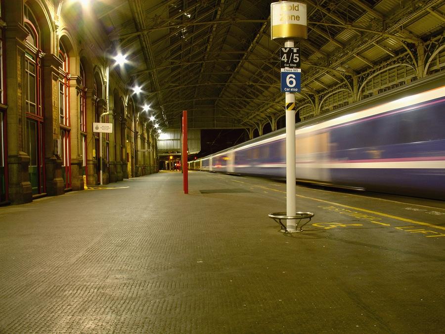 Transport to and from Preston City